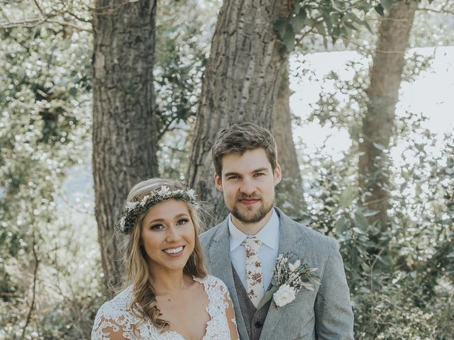 Chris and Olivia's Wedding in Mammoth Lakes, California 17
