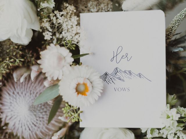 Chris and Olivia's Wedding in Mammoth Lakes, California 21