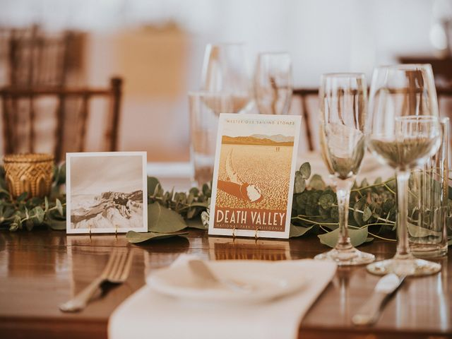 Chris and Olivia's Wedding in Mammoth Lakes, California 26