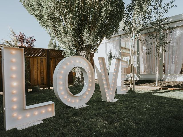 Chris and Olivia's Wedding in Mammoth Lakes, California 28