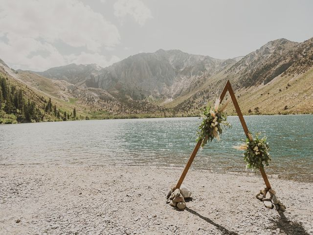 Chris and Olivia's Wedding in Mammoth Lakes, California 34