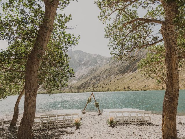 Chris and Olivia's Wedding in Mammoth Lakes, California 39
