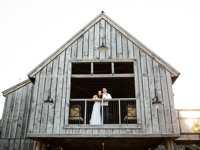The wedding of Isaiah and Lauren