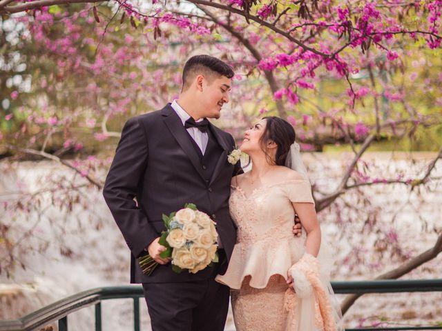The wedding of Jica and Felipe