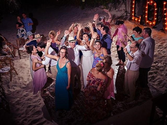 Mike and Brooke's Wedding in Tulum, Mexico 2