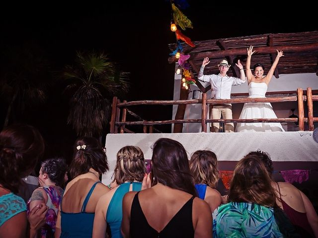 Mike and Brooke's Wedding in Tulum, Mexico 3