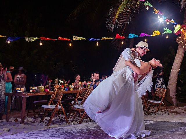 Mike and Brooke's Wedding in Tulum, Mexico 5