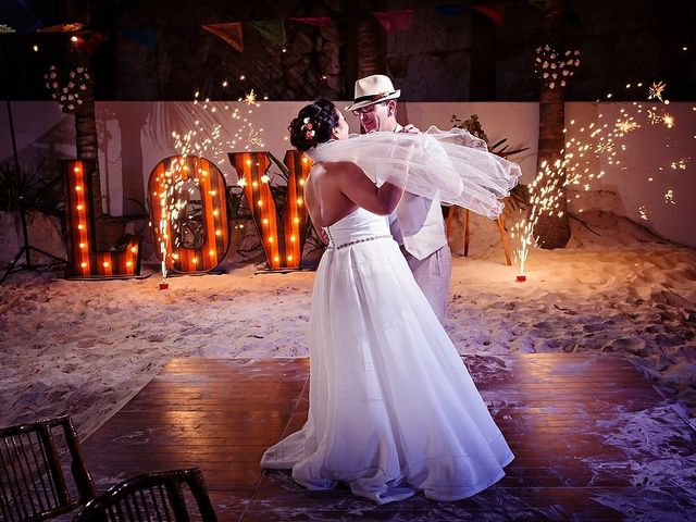 Mike and Brooke's Wedding in Tulum, Mexico 6