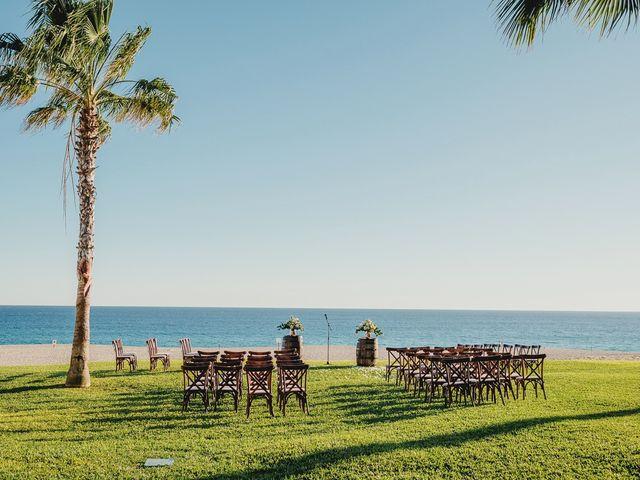 James and Amanda's Wedding in Cabo San Lucas, Mexico 8