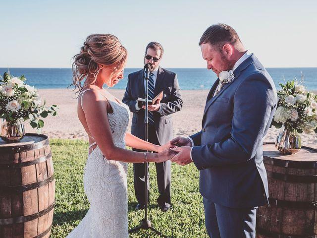 James and Amanda's Wedding in Cabo San Lucas, Mexico 9