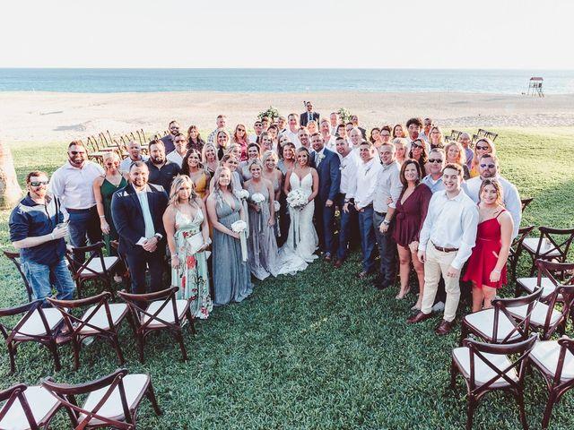 James and Amanda's Wedding in Cabo San Lucas, Mexico 11