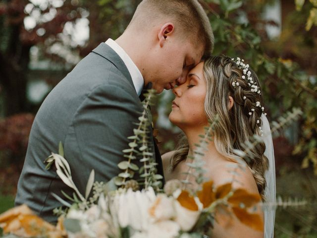 The wedding of Tyler and Madison