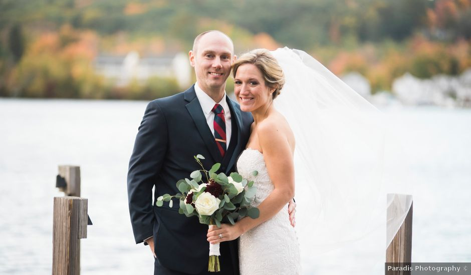 Zac and Kelsey's Wedding in Meredith, New Hampshire