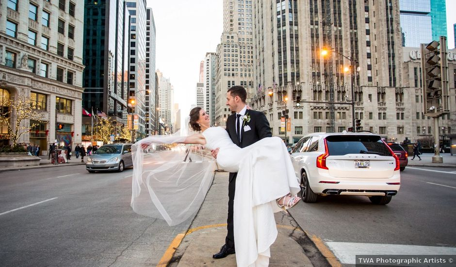 David and Anna's Wedding in Chicago, Illinois