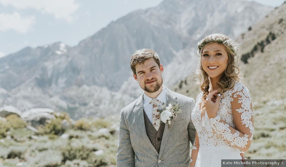 Chris and Olivia's Wedding in Mammoth Lakes, California