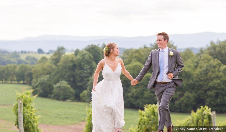 Peyton and Emma's Wedding in Bridgewater, Virginia