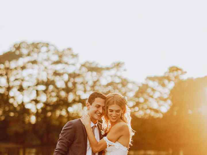 The wedding of Jordan and Emily
