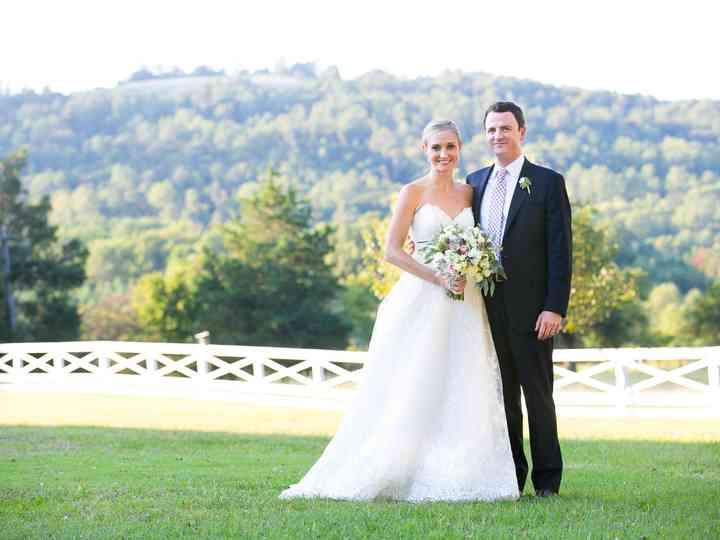 The wedding of Bryan and Elizabeth