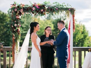 The wedding of Lindsi and Paul 3