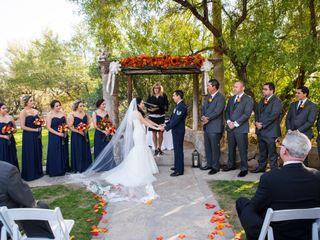 Daniette and Ryan's Wedding in Tucson, Arizona 3