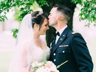 The wedding of Dana and Nate
