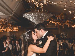 The wedding of Nicole and Adam 1