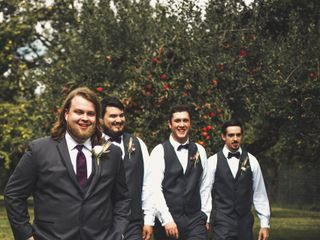 The wedding of Emily and Curran 2