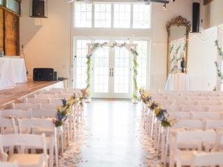 The wedding of Emilee and Forrest 2