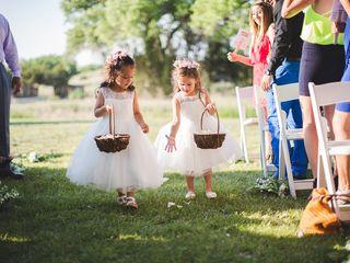 Rosalyn and Aaron's Wedding in Santa Fe, New Mexico 15