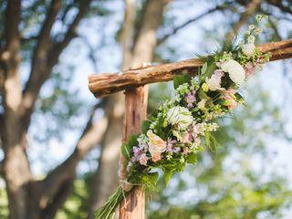 Rosalyn and Aaron's Wedding in Santa Fe, New Mexico 14