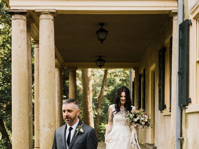 Daniel and Elise's Wedding in Wilmington, Delaware 10