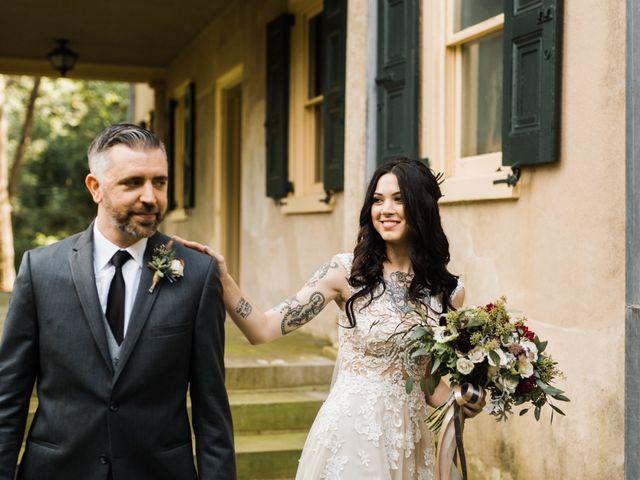 Daniel and Elise's Wedding in Wilmington, Delaware 11