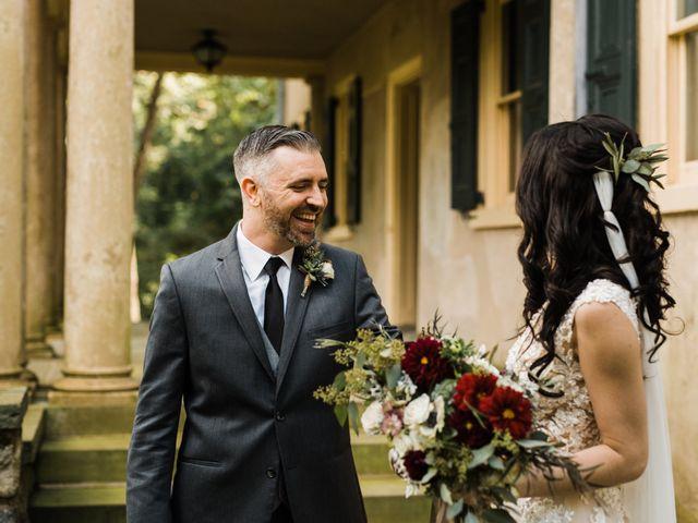 Daniel and Elise's Wedding in Wilmington, Delaware 12