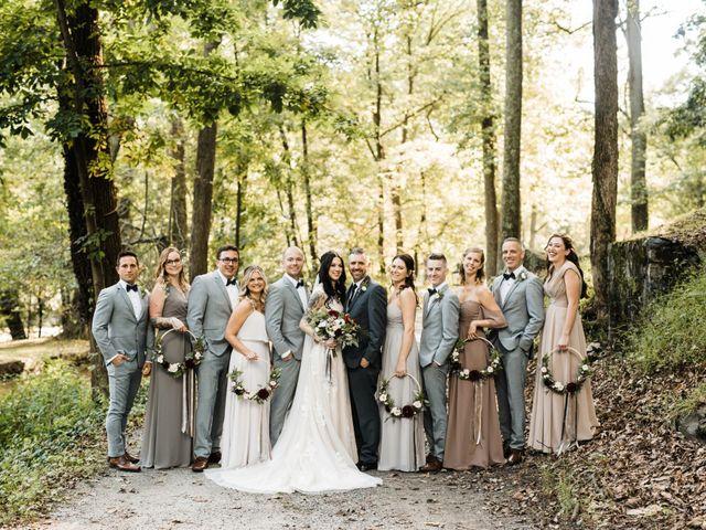 Daniel and Elise's Wedding in Wilmington, Delaware 20