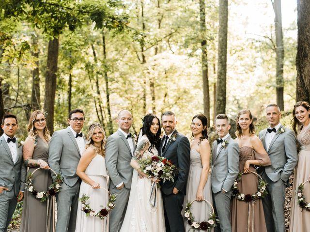 Daniel and Elise's Wedding in Wilmington, Delaware 21