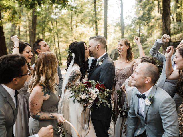 Daniel and Elise's Wedding in Wilmington, Delaware 22