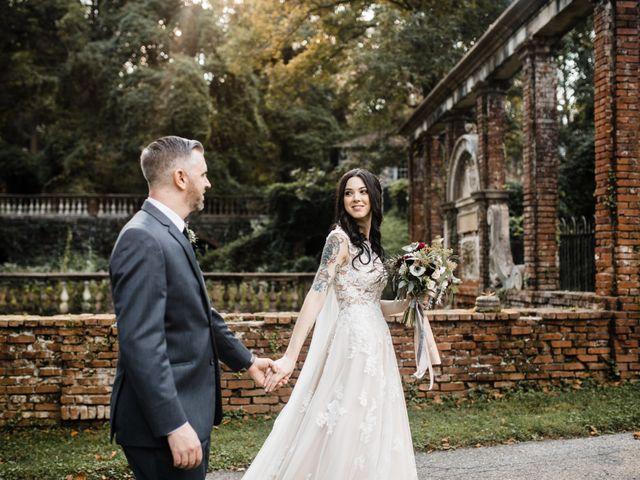 Daniel and Elise's Wedding in Wilmington, Delaware 35