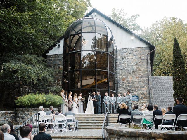 Daniel and Elise's Wedding in Wilmington, Delaware 41