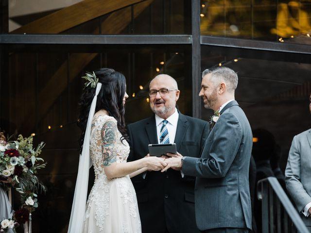 Daniel and Elise's Wedding in Wilmington, Delaware 43