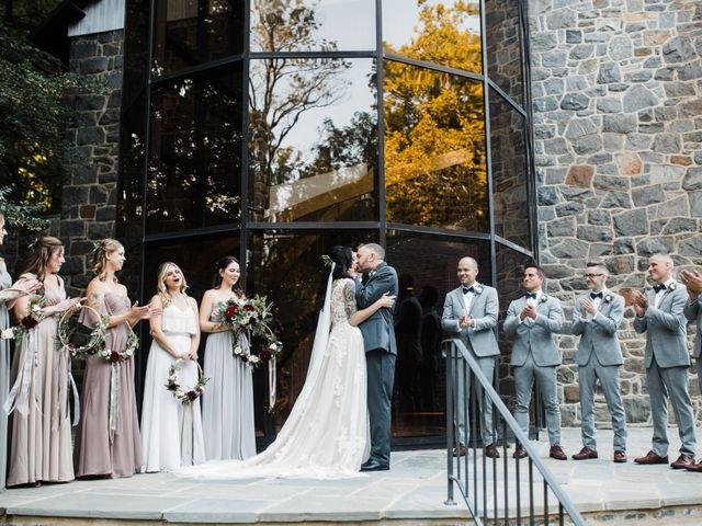 Daniel and Elise's Wedding in Wilmington, Delaware 45