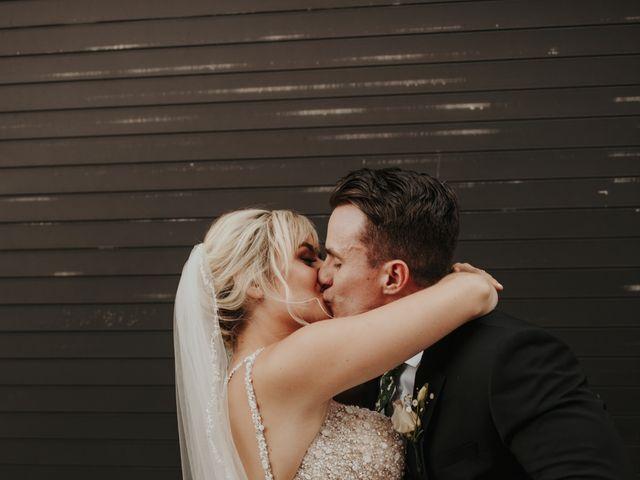 Garrett and Riley's Wedding in Portland, Oregon 3