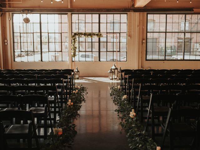 Garrett and Riley's Wedding in Portland, Oregon 1