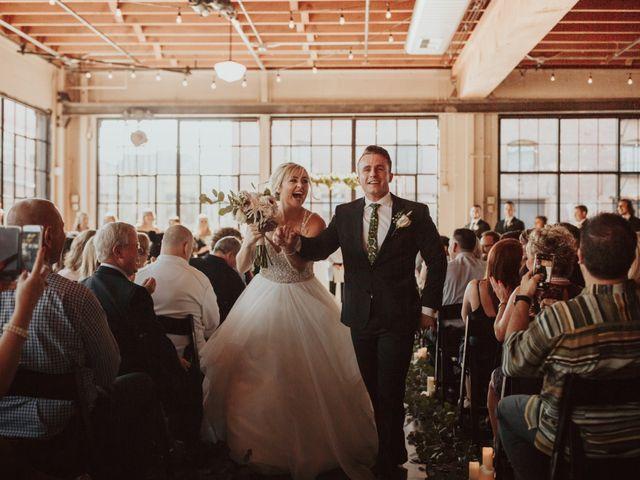Garrett and Riley's Wedding in Portland, Oregon 2