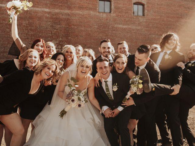 Garrett and Riley's Wedding in Portland, Oregon 5
