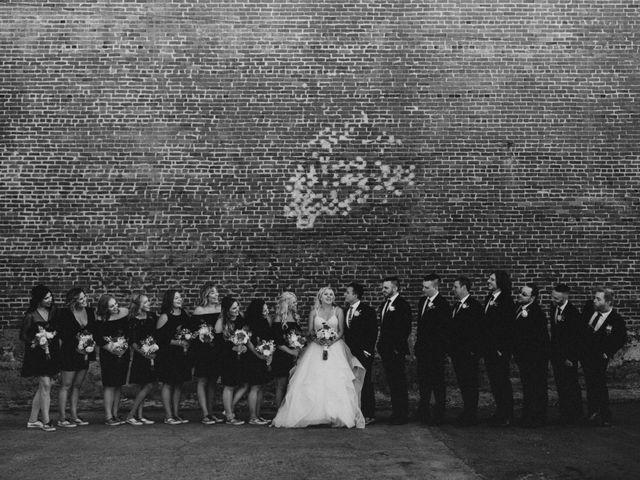 Garrett and Riley's Wedding in Portland, Oregon 7
