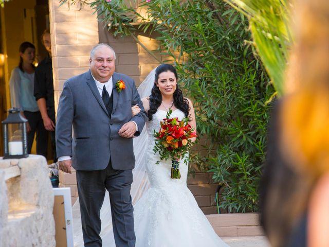 Daniette and Ryan's Wedding in Tucson, Arizona 2