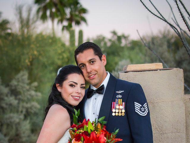 Daniette and Ryan's Wedding in Tucson, Arizona 1