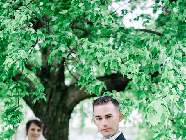Nate and Dana's Wedding in Lexington, Kentucky 15