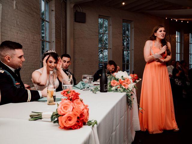 Nate and Dana's Wedding in Lexington, Kentucky 18