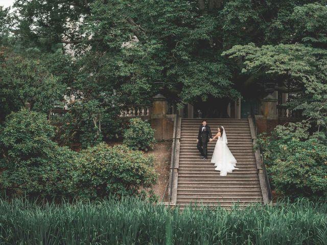 Adam and Nicole's Wedding in Old Westbury, New York 2